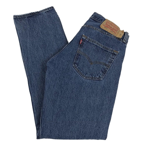 Levi's Other - Levi's Men's 501 Button Fly Jeans 29x30